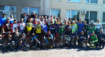 На Київщині завершилися – велогонка «Мастерс 2017» та Всеукраїнські змагання «Велогонка миру»
