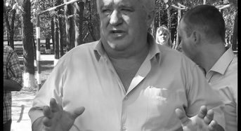 Втрата. Раптово помер багаторічний очільник фізкультурно-спортивного руху Переяславщини