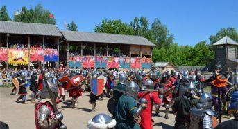 Масові лицарські бої пройдуть під Києвом