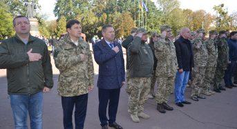 В Переяславі-Хмельницькому відзначили День бійця територіальної оборони (Фоторепортаж)