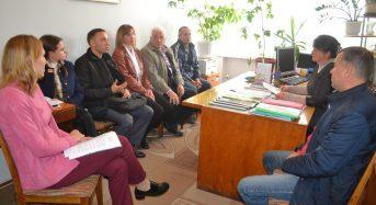 На Київщині відбулася робоча група щодо звернення громадянина міста з перейменування центрального стадіону