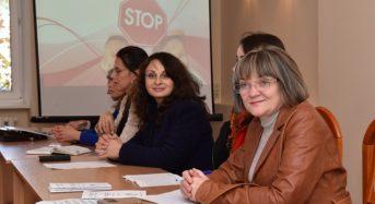 Відбувся круглий стіл «Торгівля людьми як глобальна проблема сучасності»