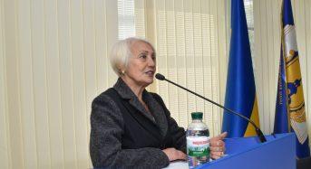 Відбувся круглий стіл «Роль української діаспори у розвитку вітчизняної науки» за участі почесного професора університету з Німеччини Дарини Блохин