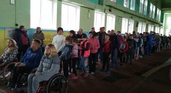 100 спортсменів взяли участь в осінньому чемпіонаті Київської області з легкої атлетики серед спортсменів-інвалідів