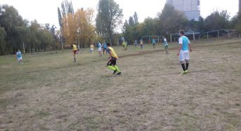 Відбувся турнір з футболу в Центрі ПТО