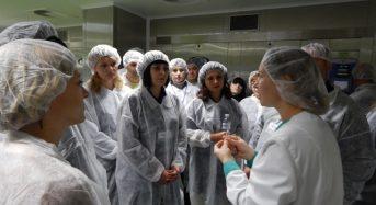 Наукова екскурсія фармацевтичної фірми «Дарниця»
