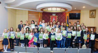 Краща учнівська молодь міста отримала стипендію міської ради