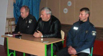 В мікрорайоні Солонці відбулися громадські слухання з питань громадського порядку в місті