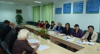 Відбувся круглий стіл «Шляхи конструктивної взаємодії між сторонами соціального діалогу щодо психологічної, професійної та трудової реабілітації осіб з інвалідністю та учасників АТО»