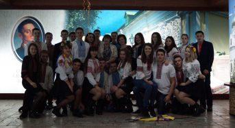 Студенти влаштували українські вечорниці
