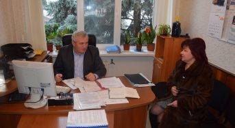 Перший заступник міського голови Григорій Карнаух провів особистий прийом громадян