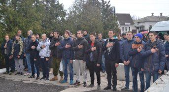 Відбулися проводи юнаків Переяславщини на строкову службу до лав Збройних Сил України