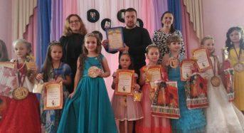 Відбувся фестиваль дитячої краси та творчості «Маленька фея»