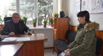 Відбувся прийом громадян першим заступником міського голови