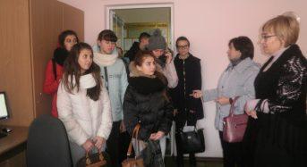 Проведення зустрічі з учнівською молоддю