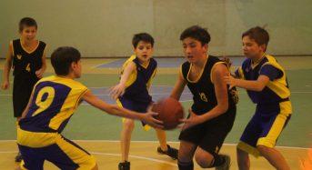 Триває чемпіонат юнацької баскетбольної ліги Київської області серед юнаків 2006 року народження