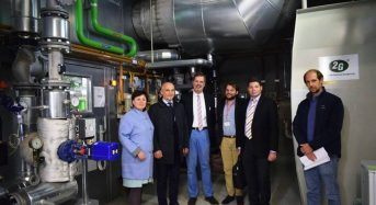 Голова Держенергоефективності разом з німецькими експертами розглядає можливість впровадження державно-приватного партнерства для енергоефективних заходів в лікарнях