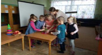 Становлення основ моральної вихованості у дітей дошкільного віку