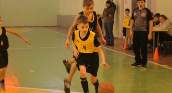 У черговому турі Чемпіонату Київської області з баскетболу змагалися наймолодші