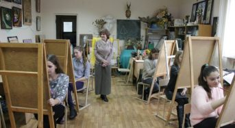 Відбувся І етап Всеукраїнської олімпіади з образотворчого мистецтва для учнів загальноосвітніх шкіл  і студентів училищ та професійних коледжів
