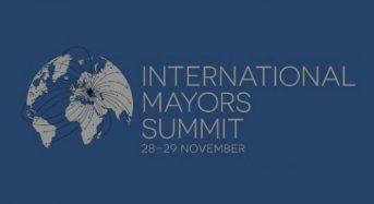 43 українських міських та селищних голови підписали маніфест «Про співпрацю та взаємодію у розвитку інновацій» на Міжнародному саміті мерів