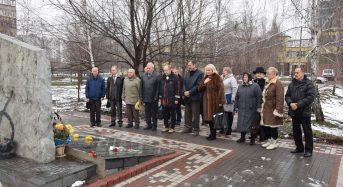 Відбулися урочистості з нагоди вшанування учасників ліквідації наслідків Чорнобильської катастрофи