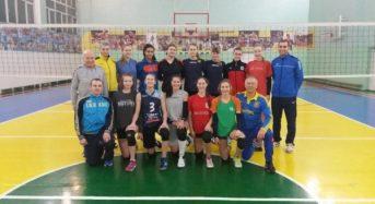 В університеті пройшов навчально-тренувальний збір Національної збірної команди України з волейболу