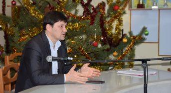 Міський голова провів щотижневу робочу нараду за участю керівників комунальних служб міста