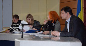 Відбулося засідання тимчасової комісії з питань будівництва ТЕЦ у місті Переяславі-Хмельницькому