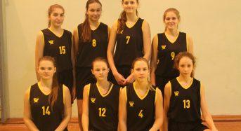 Закінчилося перше коло Чемпіонату України по баскетболу серед дівчат 2002 року народження