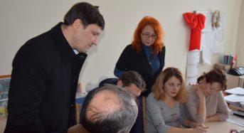 Відбулася робоча нарада з питань підготовки та проведення громадських слухань у місті Переяславі-Хмельницькому