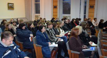 Відбувся семінар – навчання посадових осіб Переяслав-Хмельницької міської ради