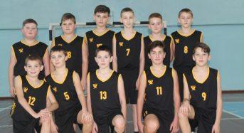 Відбувся четвертий тур Чемпіонату Київської області з баскетболу серед юнаків 2006 року народження
