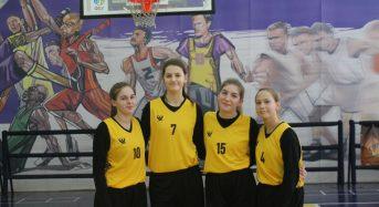 Відбувся перший тур Кубку України з баскетболу серед юніорок – дівчат до 18 років