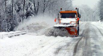 За дві доби на Переяславщині випало до сімдесяти сантиметрів снігу