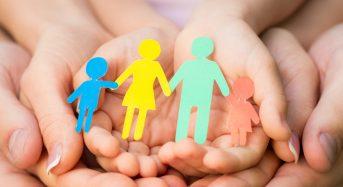 Рейд працівників соціальних служб у сім'ї, які опинились в складних життєвих обставинах
