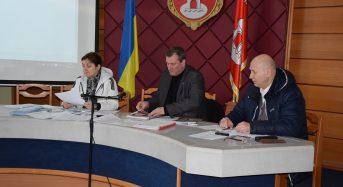 Відбулося засідання профільної депутатської комісії з питань регламенту, депутатської етики, контролю за виконанням рішень Ради