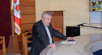 Перший заступник міського голови Григорій Карнаух провів робочу нараду за участю керівників комунальних служб міста