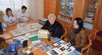 """Журналісти центрального каналу дізнавалися про реалізацію проектів громадської організації """"Міжнародний Фонд """"Взаєморозуміння і толерантність"""""""