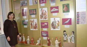 У педагогічному університеті відкрилася виставка «Трипільська культура: передзвін віків»