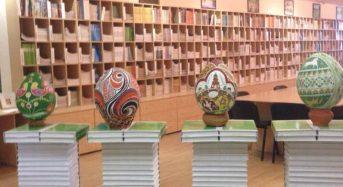 В бібліотеці Переяслав-Хмельницького університету імені Григорія Сковороди експонується книжкова виставка «Переяслав у віках – 1111»