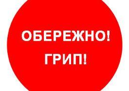У Київській області зафіксовано перевищення епідемічного порогу на грип та ГРВІ
