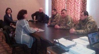 Відбулися заходи в ході аудиту представниками Пенсійного фонду України