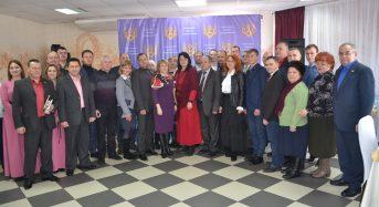 На Київщині відбувся Перший Молитовний сніданок