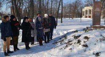 В Переяславі-Хмельницькому відбувся мітинг присвячений до дня народження класика єврейської літератури Шолом-Алейхема