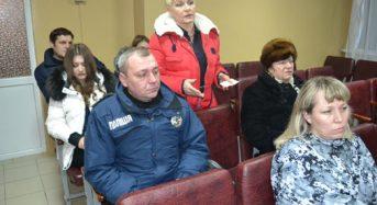 Відбулися щорічні громадські слухання в мікрорайоні Спаська Левада