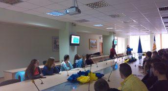Під час проведення аудиту зустрічалися представники Пенсійного фонду України зі студентською молоддю педагогічного університету