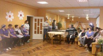 Під час заходів аудиту спеціалісти Пенсійного фонду провели зустріч в трудовому колективі стаціонарного відділення комплексної реабілітації дітей з інвалідністю
