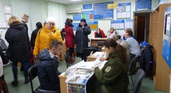 В міськрайонному центрі зайнятості відбувся ярмарок вакансій для незайнятого населення міста