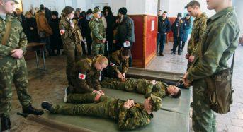 На Київщині в навчальному закладі відбувся День цивільного захисту